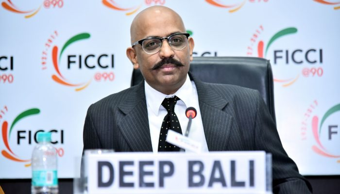 Dr Deep Bali at FICCI Conference 2017